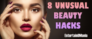 beauty hacks entertainomania