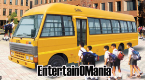 school bus entertainomania