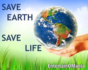 earth day entertainomania