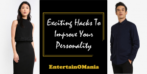 personality development entertainomania