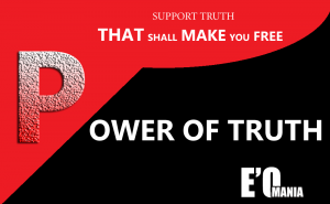 power of truth entertainomania