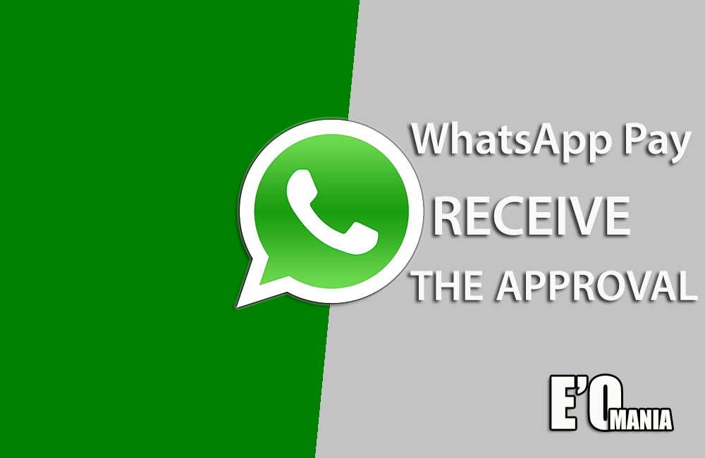 whatsapp pay entertainomania